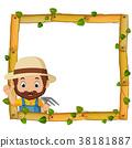 agriculture, cartoon, farm 38181887