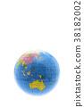 环保 环境保护 地球仪 38182002