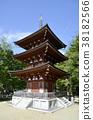 Oka-ji三塔 38182566