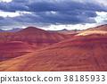 Colorfull hills 38185933