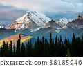 Mountains in Canada 38185946