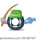 fishing, coin, currency 38186787