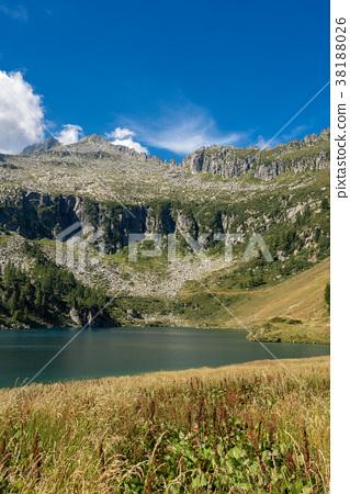 Camp Lake - Lago di Campo - Trento Italy 38188026