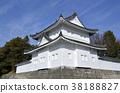 ปราสาทนิโจ,ปราสาท,เกียวโต 38188827