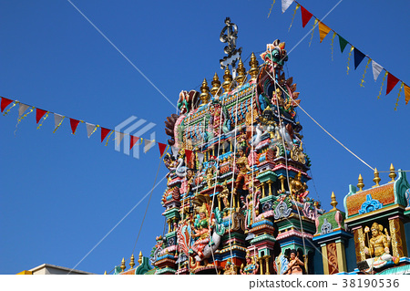檳城島小印度印度寺廟 38190536