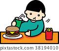 fast food, fast-food, obesity 38194010