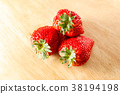 strawberries, strawberry, fruit 38194198