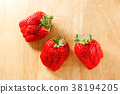 strawberries, strawberry, fruit 38194205