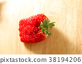 strawberries, strawberry, fruit 38194206
