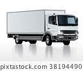 矢量 矢量图 卡车 38194490