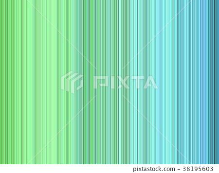 美好的海島春天顏色條紋綠色綠色 38195603
