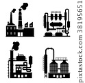 factory, power, industrial 38195651