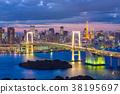 Tokyo Bay, Japan 38195697