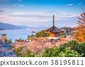 Miyajima, Hiroshima, Japan 38195811