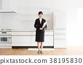리모델링 업체 영업 여성 38195830