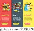 casino, banner, gambling 38198778