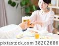 吐司 乾杯 祝酒 38202686