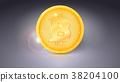 硬幣 錢幣 金色 38204100