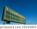야구 스코어 보드 38204803