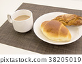 Bread coffee 38205019