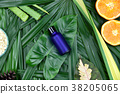 Cosmetics skincare with vitamin-c extract. 38205065