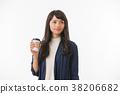젊은 여성 비즈니스 38206682