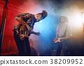 band, live, guitarist 38209952
