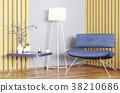 3d, armchair, coffee 38210686