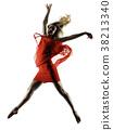 Dancers, Dancing, jumping 38213340