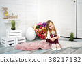 easter, girl, cute 38217182