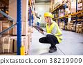 woman female warehouse 38219909