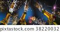 Celebration - Fizz and Fireworks 38220032
