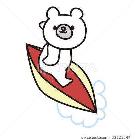 백곰 서핑 38225344