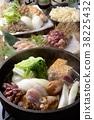 地鶏鍋 38225432