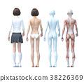 肌肉發達 肌肉 模特兒 38226369