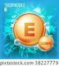 e, vitamin, vector 38227779