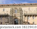 聖地亞哥德孔波斯特拉 西班牙 西班牙美食 38229410