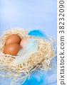 egg, nest, easter 38232090