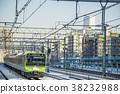 야마노 테선 E235 계 아키하바라 역 38232988