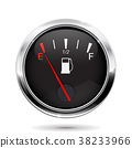 fuel gauge vector 38233966