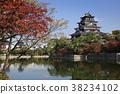 Hiroshima Castle 38234102