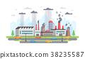 เวกเตอร์,โรงงาน,การผลิต 38235587