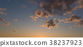 雲彩 雲 天空 38237923