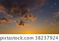 雲彩 雲 天空 38237924