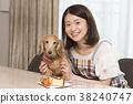 กลุ่มสุนัขพันธุ์ดัชชุนและเพศหญิงขนาดเล็ก 38240747