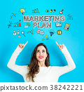 marketing, plan, market 38242221