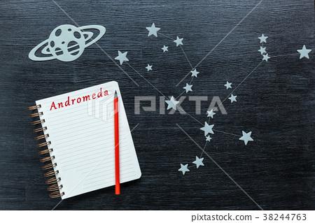 Constellations Andromeda 38244763