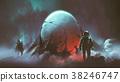 the mysterious alien egg 38246747