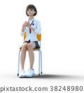 少女 學生 高中女生 38248980