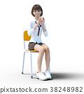 少女 學生 高中女生 38248982